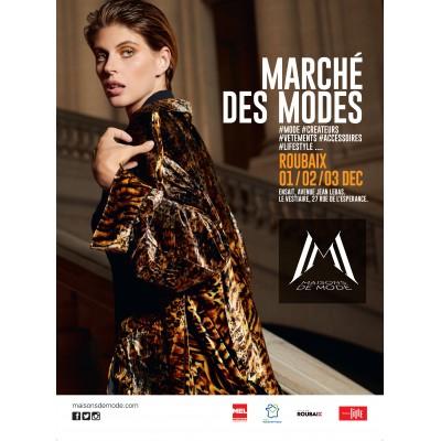 Marché des Modes Décembre 2017