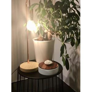 Boîte en bois et céramique Nami