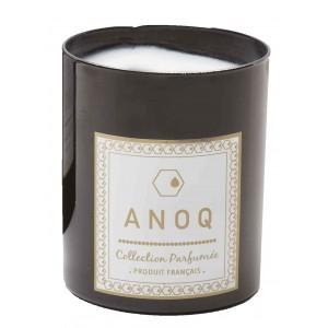 Bougie Parfumée Ambre & Douceur-180grs-Verre laqué noir