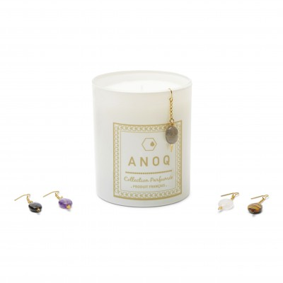 Scented Candle Nature du Lin-180grs
