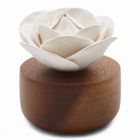 Diffuseur de parfum Rose du Bengale