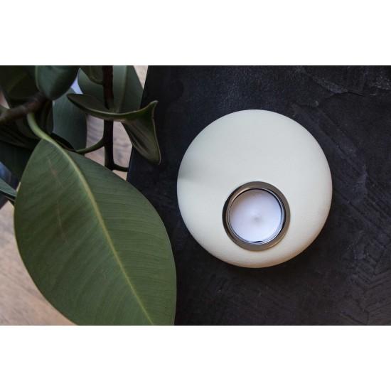 Stone | Ceramic candle-holder
